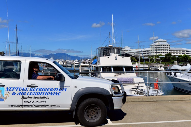 Cairns Marine Refrigeration